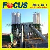 Konkrete Mischmaschine für Aufbau, konkrete stapelweise verarbeitende Pflanze Hzs180