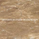 Azulejo de mármol de piedra ligero natural barato de Marron Emperador Brown