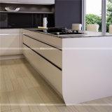 熱い販売高く光沢のある白いカラー食器棚