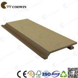 Строительный материал оценивает деревянную панель стены 3D WPC