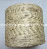 1-6mm 최신 판매 자연적인 황마 털실