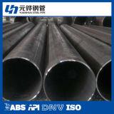 Tubo de acero inconsútil y tubo