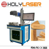 Machine van de Gravure van de Laser van Co2 van Holylaser de Goedkope op Plastic AcrylDoek