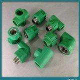Pipe de la fibre de verre PPR pour la pipe de l'approvisionnement en eau PPR et le constructeur de garnitures