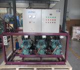 Compresseur de réfrigération de racks d'unités de condensation