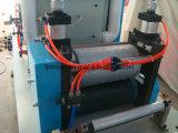 Máquina de dobramento de papel impressa cor do Serviette do Ce