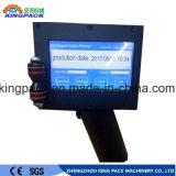 速度のデジタル手持ち型番号コーディング機械