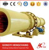工場は直接石炭または鉱石の粉またはおがくずの回転乾燥器を供給する