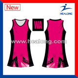 Bespoke Design를 가진 Healong Women Netball Skirts Dresses Sportswear