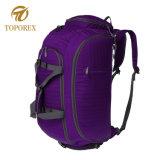 Grande capacidade nylon resistente Travel Sala Bag Alças ajustáveis Crossbody Bag