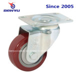 Mini rotella a uso medio del PVC del Trundle con il freno gemellare