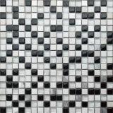 浴室のためのモザイク模様の自然な大理石の石造りのモザイク