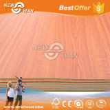 SGS del MDF Fsc de Malasia de la tarjeta del MDF de la textura de la chapa de la ceniza para los muebles