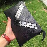 Busta reale del sacchetto di cuoio di modo di lusso variopinto la mini innesta la borsa Emg4579