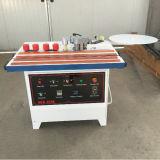 Machine en bois portative de bordure foncée de PVC de bande de meubles