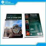 Livro de capa dura de cores completas para educação