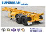 20FT de Aanhangwagen van het Nut van de Aanhangwagen van de Vrachtwagen van het Vervoer van de Lading van de container