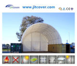 10m de large parking HANGAR HANGAR de sable/sel (JIT-3320C)