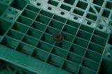 """Lytw-1210uma base transversal 40"""" X 48"""" de boa qualidade de paletes de plástico com carro 1800kg carregando"""