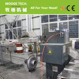 ペットファイバーの造粒機機械/ペットファイバーのペレタイジングを施すライン