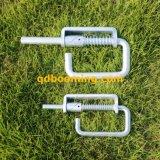 20mm Pin-Knall-Verriegelungen mit Aufklebern für Vieh-Gatter