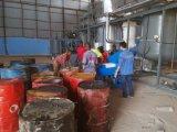Olio per motori usato residuo dell'olio di motore ad olio lubrificante che ricicla la distilleria