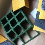 Rejas moldeadas Mesh/FRP/GRP de alta resistencia/mini/calzada que ralla /Fiberglass/