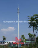 Telecom Telescopic Mast Pole