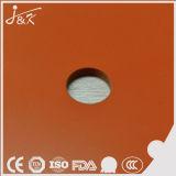 Silikon-Gummi-Blatt-Platten-Auflage für Hochtemperaturwärme-Presse