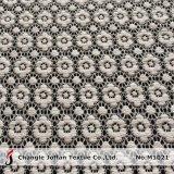 날실 야드 (M1021)로 뜨개질을 하는 레이스 물자