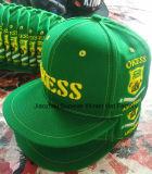 Chapeau fait sur commande de sports de modèle de personnalisation et de logo