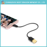 Micro USB 3.0 de PVC Tipo C cable de datos de carga para el Samsung Xiaomi iPhone
