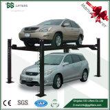 4 подъема автомобиля столба/домашнего подъем автомобиля гаража/гидровлический подъем автомобиля для Garage