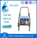 Máquina de alta presión profesional de la limpieza de la alfombra de la arandela