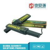 Metal detectori portatili tenuti in mano di obbligazione della prigione con la sensibilità registrabile