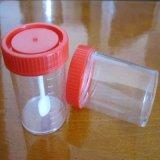 Tazza a gettare del contenitore dell'urina dell'esemplare per 40ml medico 60ml 120ml