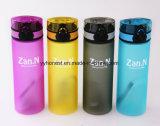 630ml de plástico personalizada personalizada botella gratis de deportes
