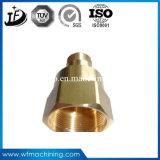 Customers' Designの著銅の真鍮の合金CNCの旋盤の機械化の部品