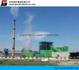 ASME/Ce 130t/H Wassererkühlung-vibrierender Gitter-Lebendmasse-Dampfkessel für Kraftwerk
