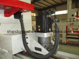 Best 2040 3axis madeira e máquinas CNC de moldagem de espuma com mesa de chapa de aço