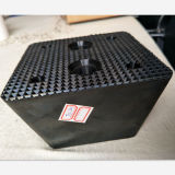 Двухстоечный подъемник с плавным регулированием скорости колодки резиновые втулки на тележке