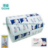 El papel de aluminio para la lente resistente al agua las toallitas húmedas embalaje