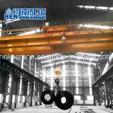 Auf Schienen doppelter Träger 30 Tonnen-Laufkran