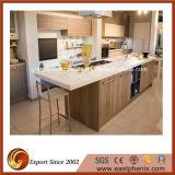 Белые соапстон поверхности кварца/Countertop Formica для кухни/ванной комнаты