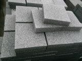 最も普及した建築材料の灰色の花こう岩のタイル