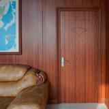 Couleur blanche porte étanche WPC écologique pour la chambre Salle de bains