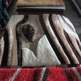 完全な居間のカーペットのための品質によって印刷されるシャギーな敷物現代様式の床のカーペット