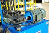 Konkreter hohler Ziegeleimaschine Cemeng Block, der Maschinen-Ziegelstein-Maschine bildet