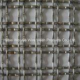 Корпус из нержавеющей стали обжат плоский провод декоративные проволочной сетки для обивки