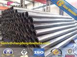 Tubos de acero de carbón del API 5L/ASTM A53/JIS G3444 STK490 ERW/HFW